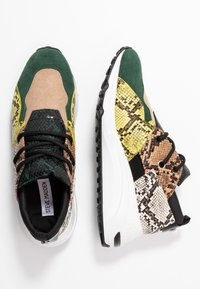 Steve Madden - CLIFF - Sneakers - green - 3