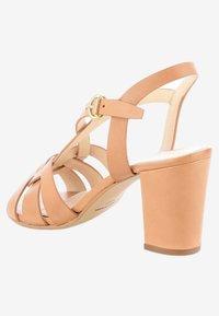 PRIMA MODA - MESYNA - Sandals - brown - 3