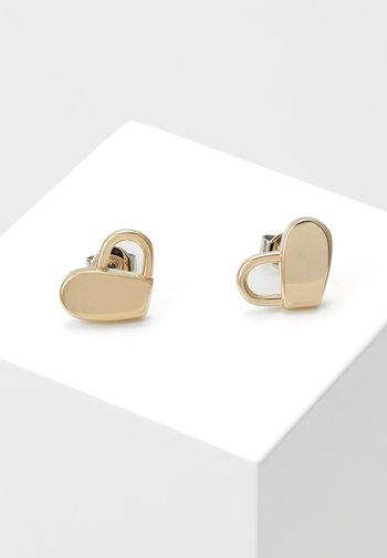 SOULMATE - Boucles d'oreilles - gold-coloured
