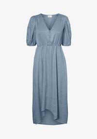 Vero Moda - MAXIKLEID V-AUSSCHNITT - Maxi dress - ashley blue - 5