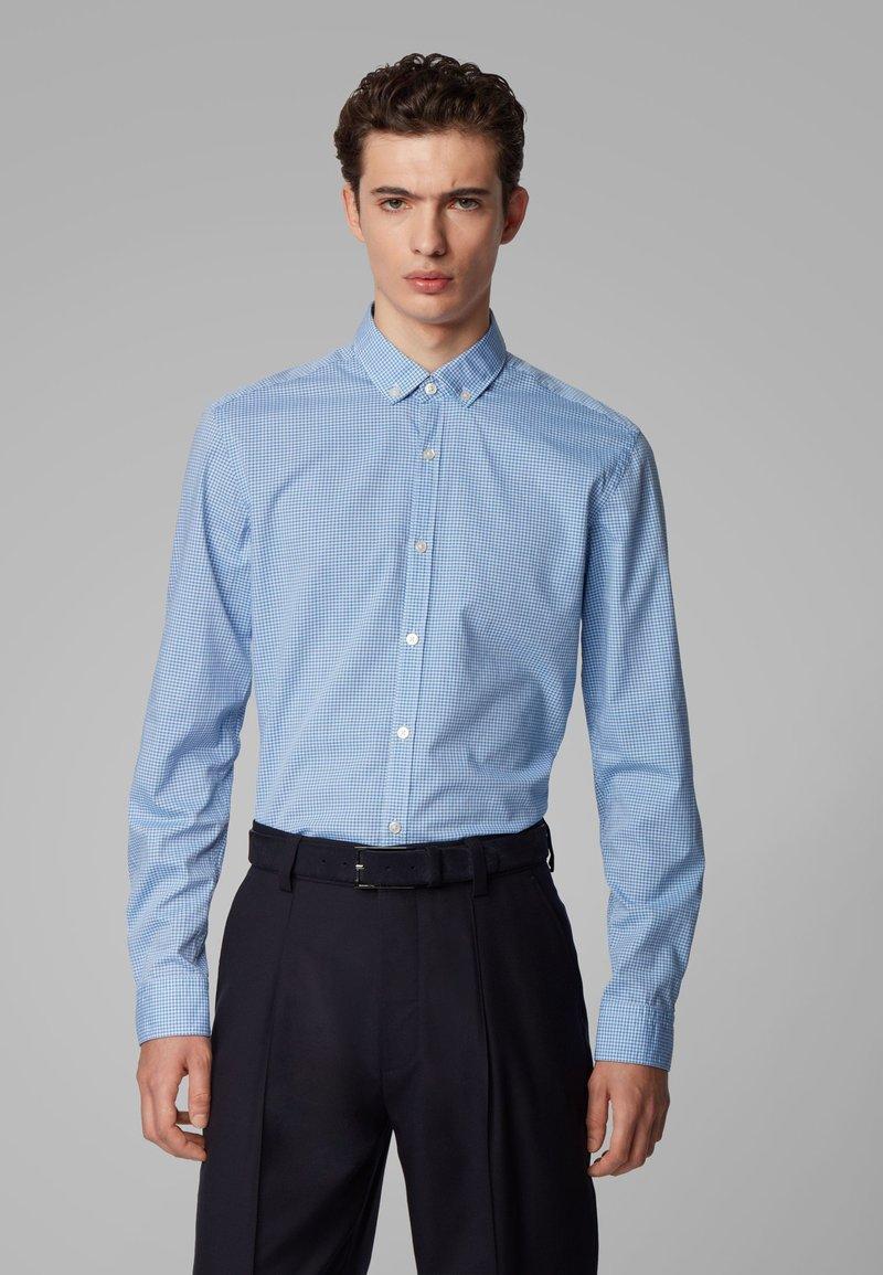 BOSS - RIKARD_53 - Shirt - blue