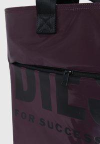 Diesel - Tote bag - dark violet - 4