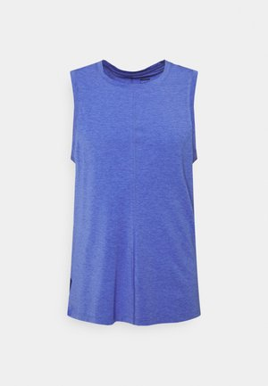 TANK  - T-shirt de sport - lapis/aluminum/black