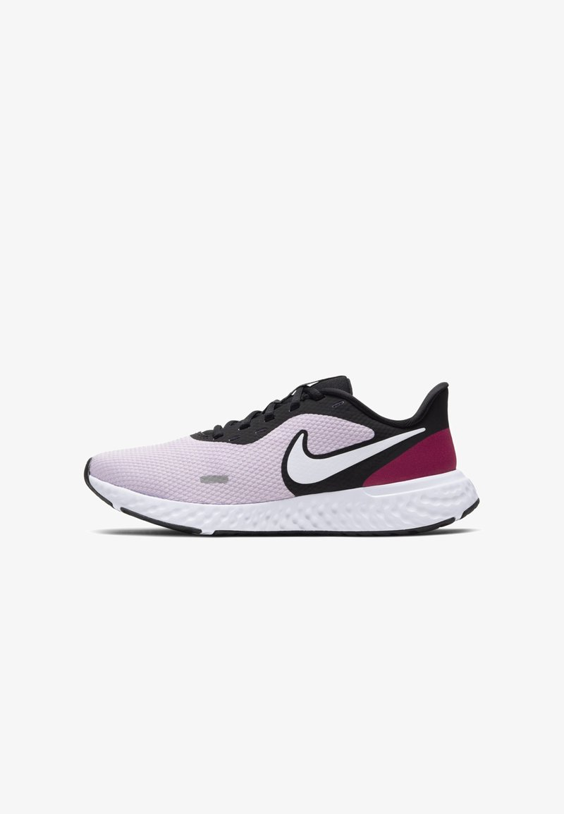 Nike Performance - REVOLUTION 5 - Neutral running shoes - black/noble red/white