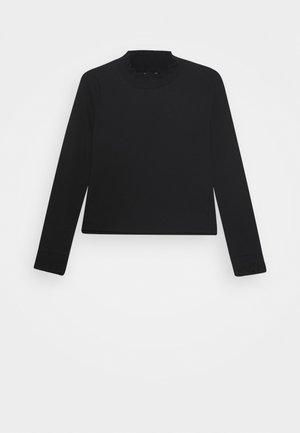 NLFNANCY  SHORT - Sweatshirt - black