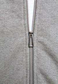 PS Paul Smith - MENS ZIP HOODY - Mikina na zip - mottled grey - 6