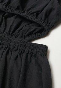 Mango - DENVER - Day dress - noir - 6