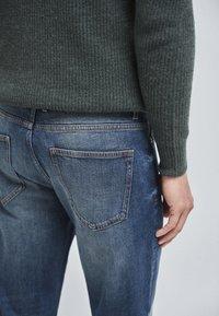 Next - Bootcut jeans - dirty denim - 3