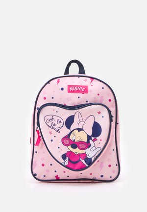 BACKPACK MINNIE MOUSE COOL GIRL VIBES - Batoh - pink
