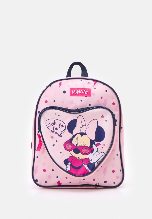 BACKPACK MINNIE MOUSE COOL GIRL VIBES - Ryggsäck - pink