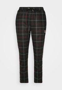 Fila Petite - WINTA CROPPED PANTS - Trousers - black - 5