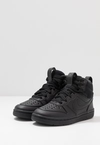 Nike Sportswear - COURT BOROUGH MID 2 - High-top trainers - black - 3