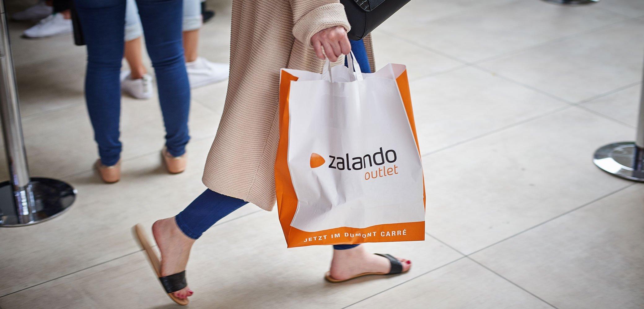 Discover Zalando Outlets