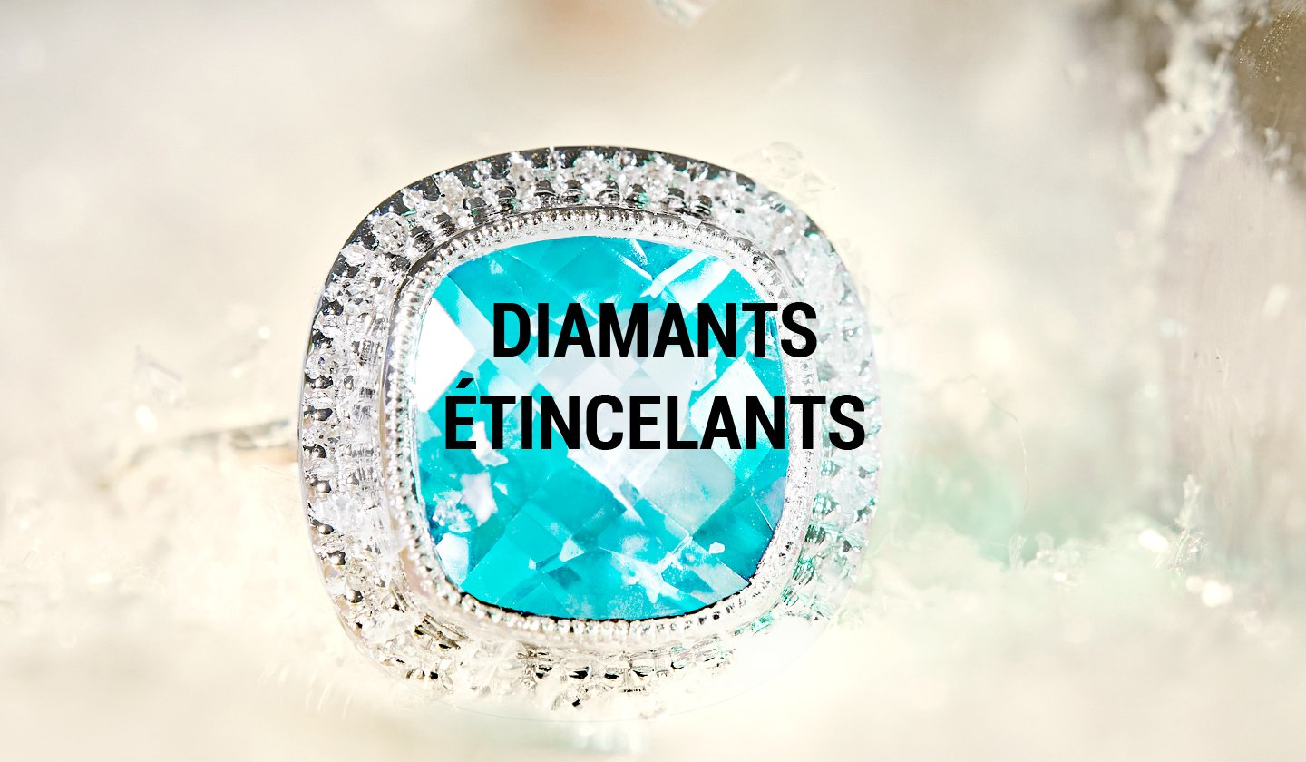 DIAMANTS en vente flash sur ZALANDO PRIVÉ