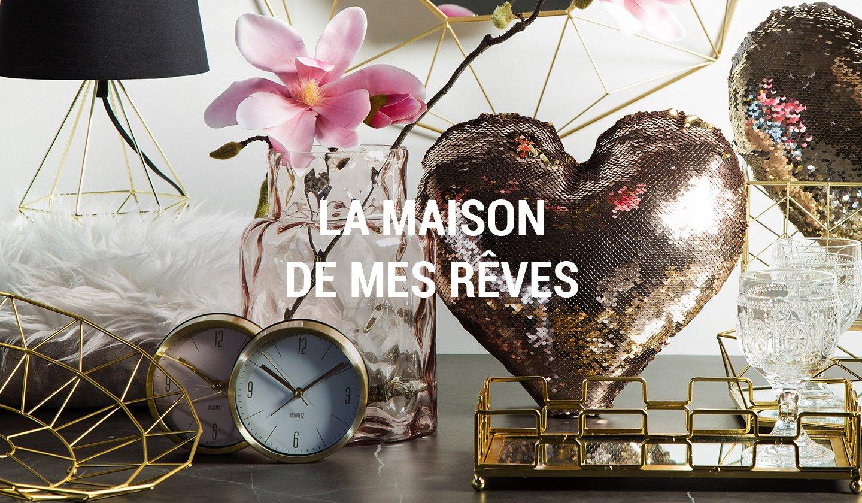LA MAISON DE MES REVES en promo chez ZALANDO PRIVÉ