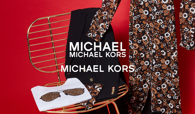 MICHAEL KORS en vente privée chez ZALANDO PRIVÉ