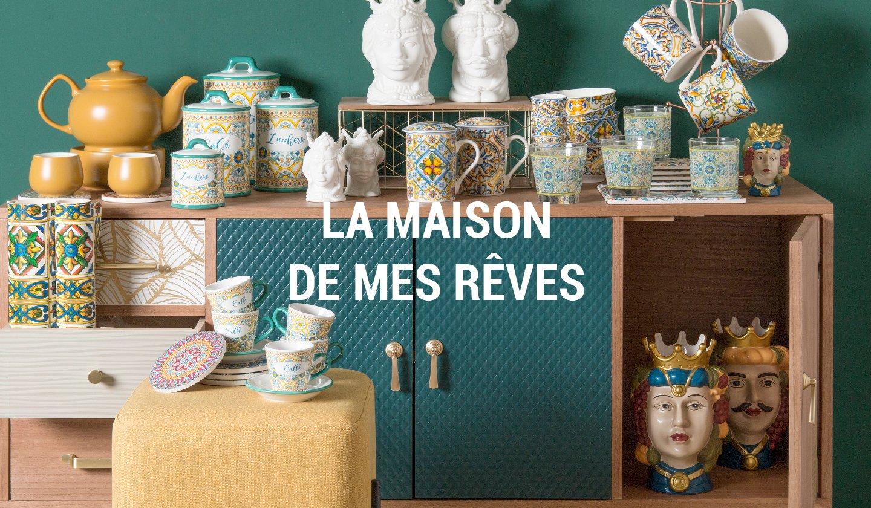 LA MAISON DE MES REVES en vente privilège chez ZALANDO PRIVÉ