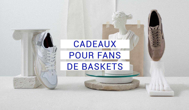 CADEAUX POUR FANS DE BASKETS à super prix chez ZALANDO PRIVÉ