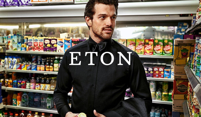 ETON - CHEMISES en vente flash chez ZALANDO PRIVÉ