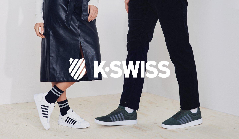 K-SWISS à super prix chez ZALANDO PRIVÉ