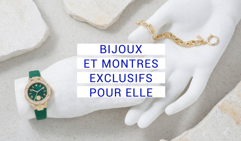 BIJOUX ET MONTRES EXCLUSIFS en promo sur ZALANDO PRIVÉ