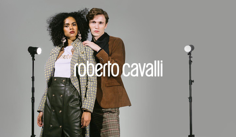 ROBERTO CAVALLI à prix discount chez ZALANDO PRIVÉ