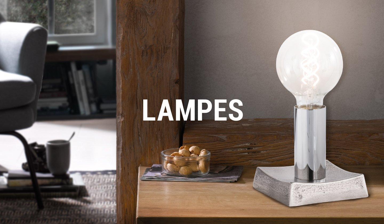 LAMPES en soldes chez ZALANDO PRIVÉ