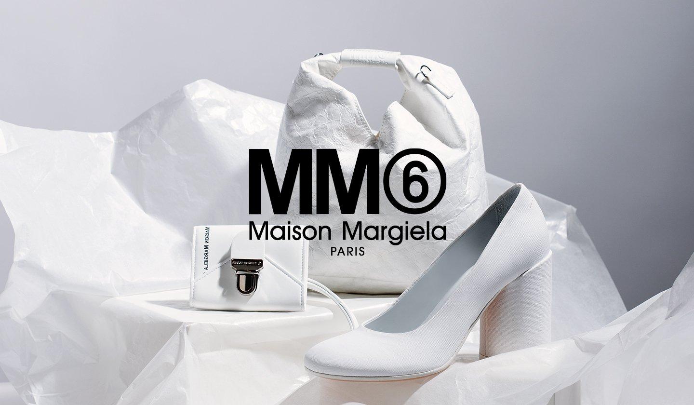 MM6 MAISON MARGIELA en soldes chez ZALANDO PRIVÉ