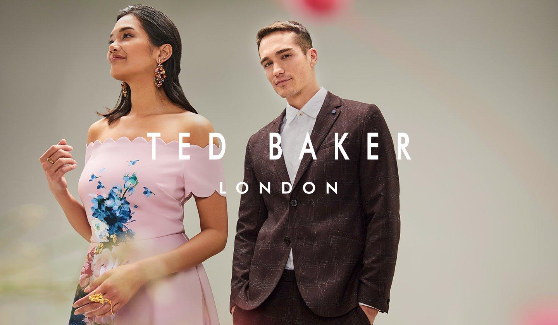 TED BAKER en promo chez ZALANDO PRIVÉ
